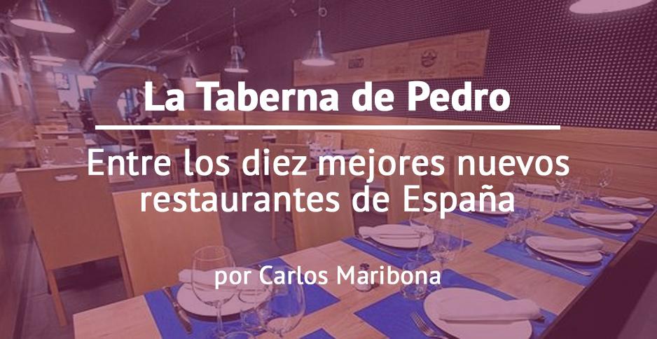 Los 10 mejores nuevos restaurantes en España