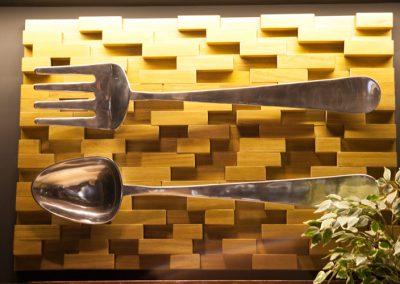 Entrada Restaurante Vinoteca García de la Navarra